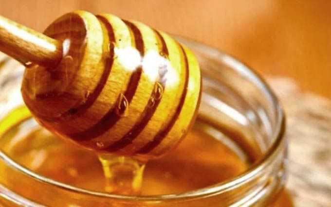Você pode se mimar com mel após o treino?