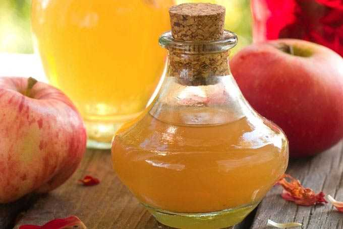 Elma sirkesi ve bal ile nasıl tedavi edilir